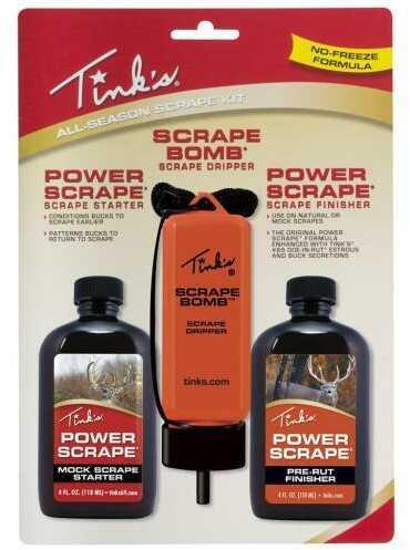 Tinks Tink's Power Scrape All Season Mock Scrape & Pre-Rut, 4 Ounces Md: W5226