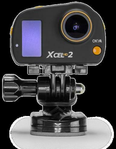 Spy Point SPYPT XCEL HD2 Cam 12MP 1080P Black