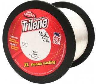 Berkley Trilene Xl Bulk Clear 12 Pound 3000 Yards