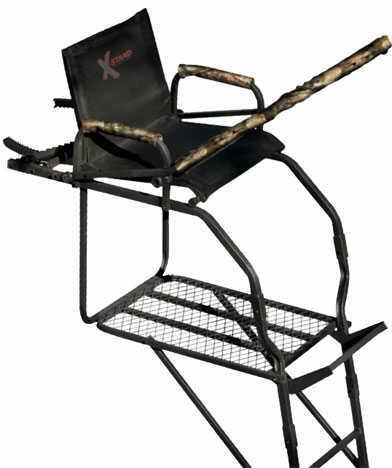 X-Stand Treestands X-Stand Onyx 1 Man Ladder 17'