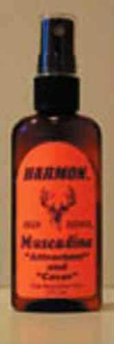 Harmon Game Calls Harmon Game Cover Scents scadine 2oz MU