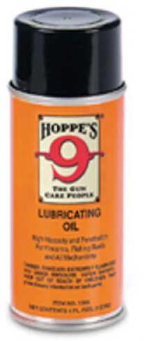 Hoppes Lubricating Oil 4 oz Aerosol 1605