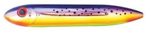 Pradco Lures Heddon Super Spook Jr 3 1/2in 1/2oz Spectrum Md#: X9236SPTM