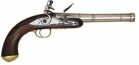 Pedersoli Queen Anne Muzzleloading Flint Lock Pistol, 50 Caliber Md: S.328-050