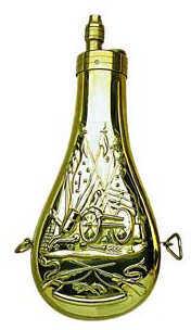 Pedersoli Walker Pattern Flask Adjustable For .4/.399 Md: USA514