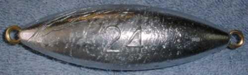 LA Lead / Speckiller Bulk Cigar Trolling Sinker 5#/ per bag 24oz It-24 Md#: CT24