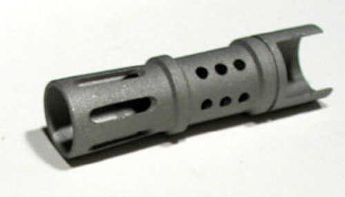 John T. Masen Company Mini-14 Muzzlebrake Fits 2005 & Later Mini-14 Stainless Steel 1403BS