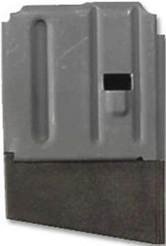 John T. Masen Company AR-15 Magazine .223 Cal - 5 Round Heavy duty spring for long life - Mil Spec heat treated aluminum - 1553
