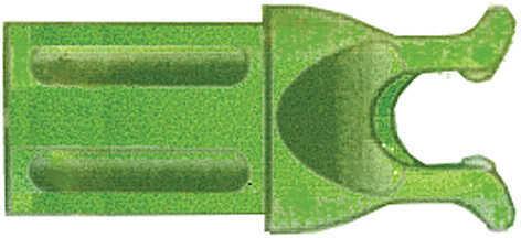 Quality Archery Design QAD Tune-A-Nok F/S Fl Grn 12/pk. 10998