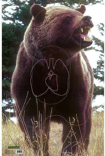 Martin Archery Inc. MARTIN ARCHERY INC Martin Paper Targets Bear 11600