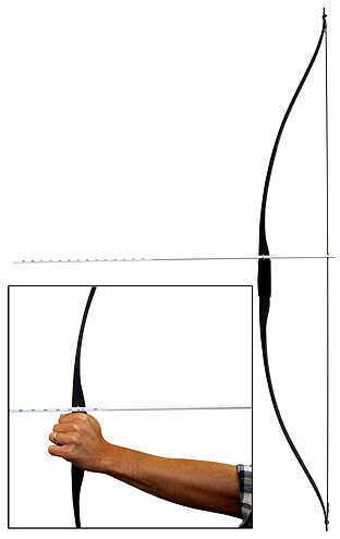 Escalade Sports Bear Draw Check Bow RH/LH 12602100