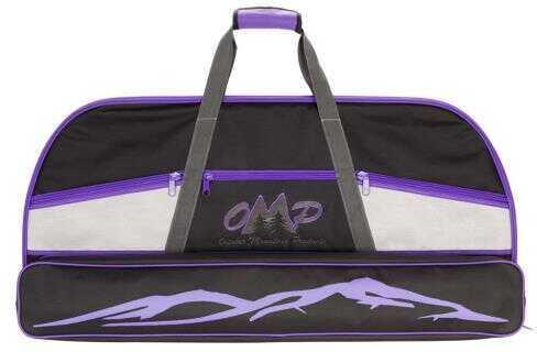 October Mountain Bow Case Black/Purple 36 in. Model: 13039