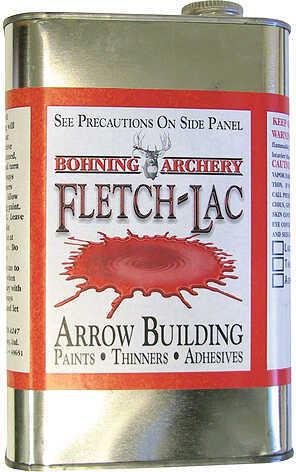 Bohning Archery Bohning Fletch-Lac Thinner Quart 1132