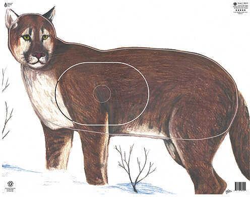 Maple Leaf Press Inc. MAPLE LEAF PRESS INC Maple Leaf NFAA Animal Faces Group 2 Cougar 14154