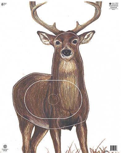 Maple Leaf Press Inc. MAPLE LEAF PRESS INC Maple Leaf NFAA Animal Faces Group 2 Deer 14155