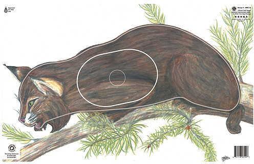 Maple Leaf Press Inc. MAPLE LEAF PRESS INC Maple Leaf NFAA Animal Faces Group 3 Lynx 14162