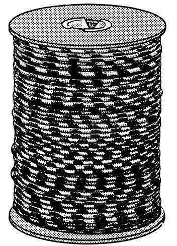 Paradox Products Paradox Bulk Parachute Cord Braided 1000' Camo 15915