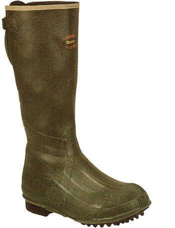 Lacrosse Burly Air Grip Boot 10 Olive Drab 16788