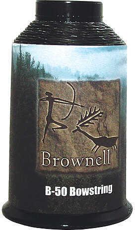 Cascade Industry Brownells Inc. Brownell Dacron B50 Bow string Fiber .018 1/4 lb. Black 1746