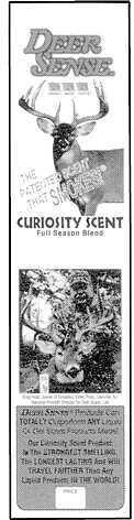 DEER QUEST LTD Deer Quest Deer Sense Curiosity Sticks 6/pk 18