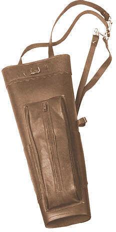 WYANDOTTE LEATHER Wyandotte Large Leather Center Back Quiver 3200