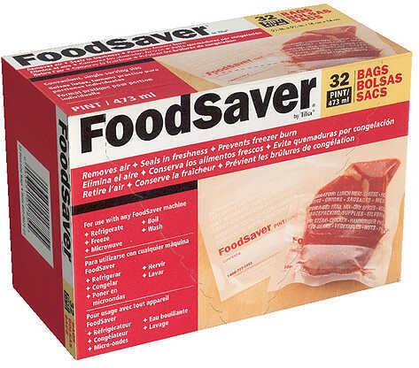 FoodSaver Bags Pint 28 bags 20400