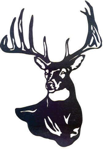 LVE HUNTING DECALS LLC LVE Decals Mega Buck 21109