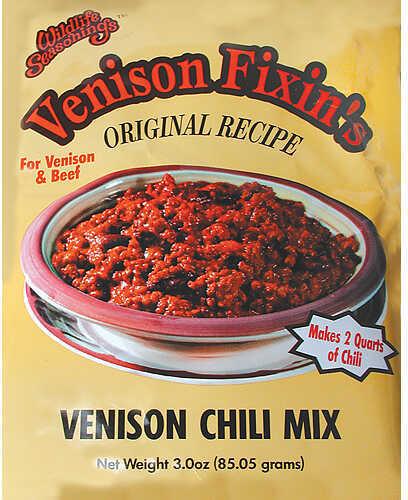 BUTLER'S PANTRY Butler Venison Fixin's Mixes Chili 3.0 oz. 22106