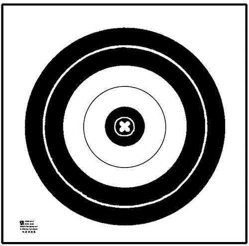 Maple Leaf Press Inc. MAPLE LEAF PRESS INC Maple Leaf NFAA Official Field Targets 35 cm 22403435