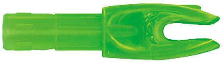 Easton Outdoors Easton ''X'' Nocks .098 Green 100/pk. 893217