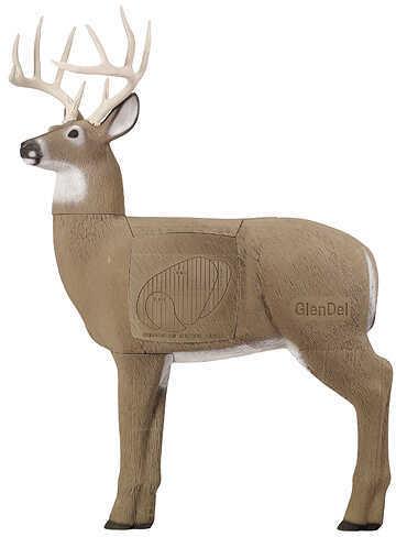 Field Logic Inc. FIELD LOGIC INC Field Logic GlenDel Full Rut Deer w/vital Target 22914