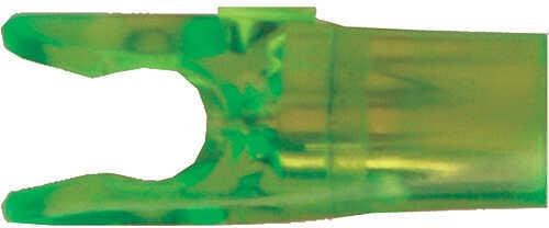 Gold Tip GT Series Pin Nock Fits Pin Bushings Fl Grn 2.8gr 12/pk. 23410