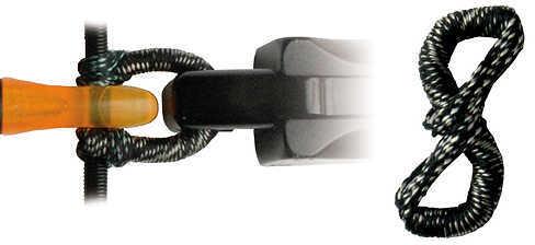 R ENTERPRISES (ROCK-IT) The Original Knotless Loop Long grn/blk/wht 23633