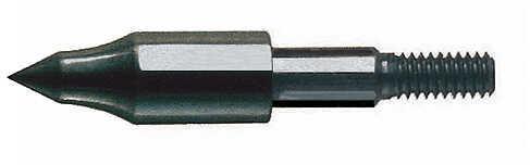 SAUNDERS ARCHERY COMPANY Saunders Screw-In Field Point 9/32 100gr 12/pk 8720