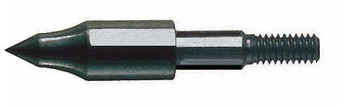 SAUNDERS ARCHERY COMPANY Saunders Screw-In Field Point 9/32 125gr 100/pk 24220