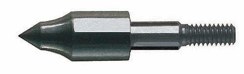 SAUNDERS ARCHERY COMPANY Saunders Screw-In Field Point 5/16 85gr 100/pk 24224