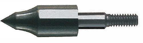 SAUNDERS ARCHERY COMPANY Saunders Screw-In Field Point 11/32 125gr 100/pk 24250