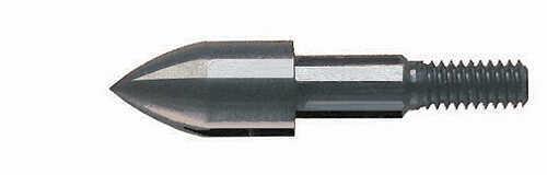 SAUNDERS ARCHERY COMPANY Saunders Screw-In Bullet Point 9/32 85 Grains 100/pk 24254