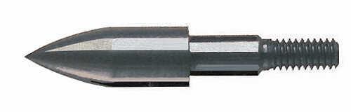 SAUNDERS ARCHERY COMPANY Saunders Screw-In Bullet Point 9/32 100gr 100/pk 24258