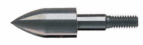 SAUNDERS ARCHERY COMPANY Saunders Screw-In Bullet Point 21/64 125gr 100/pk 24280