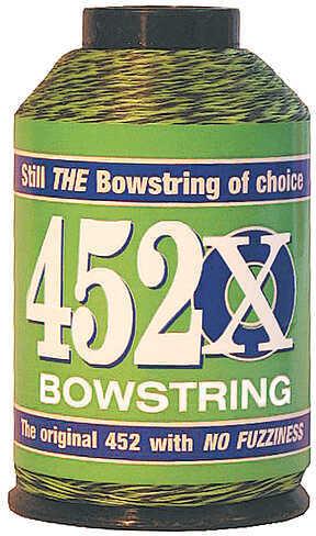 BCY Inc. BCY INC BCY 452X String Material 31.75' 452 1/4 lb. Grn/Blk 24370