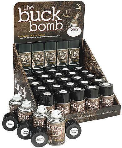 THE BUCK BOMB/MOLD MEDIC Buck Bomb Starter Kit 50/pk 25712