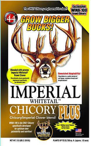 THE WHITETAIL INSTITUTE Whitetail Institute Chickory Plus 3.5lbs 27183