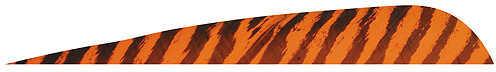 GATEWAY FEATHER s 4'' Parabolic Barred 4 RW Chart 50/pk. 27500