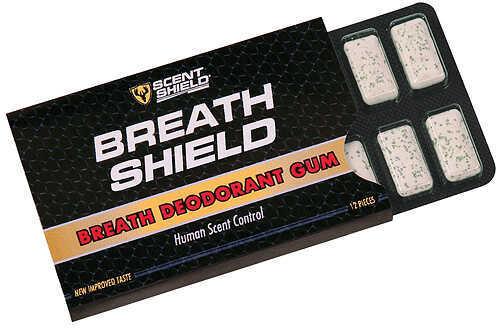 Scent Shield Deodorant Gum DGUM