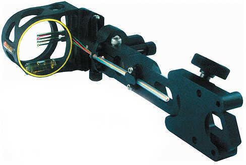 VIPER ARCHERY PRODUCTS Viper Predator Microtune Pro Sight RH Black 5 Pin .010 27599