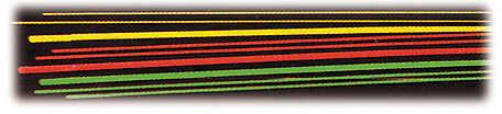 VIPER ARCHERY PRODUCTS Viper Replacement Fibers 12'' Mixed .029 3/pk. 27606