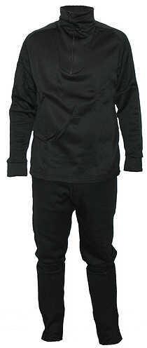 TULLAHOMA INDUSTRIES LLC Tullahoma Thermal Wear Bottoms 2X Black 28129