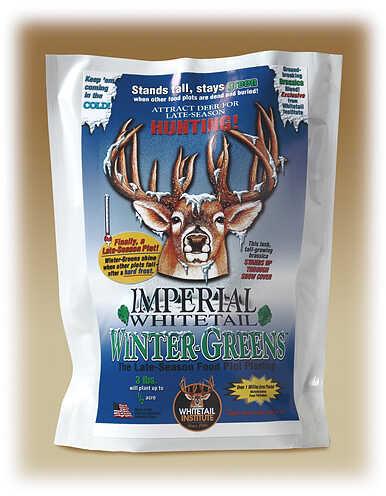 THE WHITETAIL INSTITUTE Whitetail Institute Wintergreens 3 lb. 28471