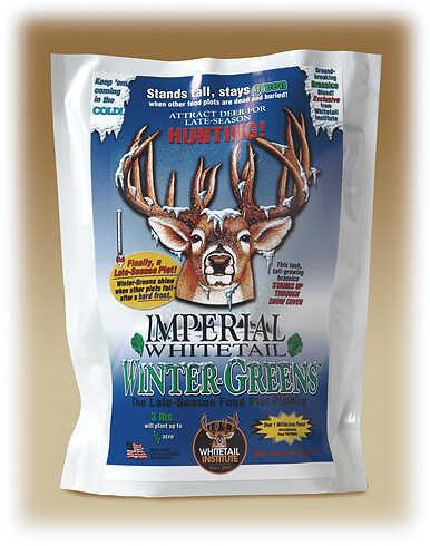 THE WHITETAIL INSTITUTE Whitetail Institute Wintergreens 12 lb. 28472